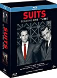 Suits - The Complete Season 1-2-3 Box Set [Blu-ray]
