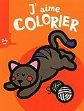 echange, troc Collectif - J'Aime Colorier (2-4 Ans) (Chat)