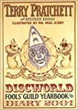 Discworld Fools Guild yearbook and diary 2001
