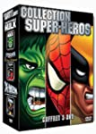 Collection Super-H�ros 3 DVD : L'incr...