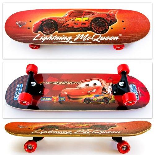 Skateboard Lightning Mcqueen Lightning Mcqueen Colour
