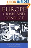 Europe, 1890-1945: Crisis and Conflict