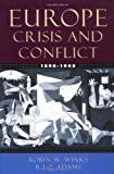 img - for Europe, 1890-1945: Crisis and Conflict book / textbook / text book