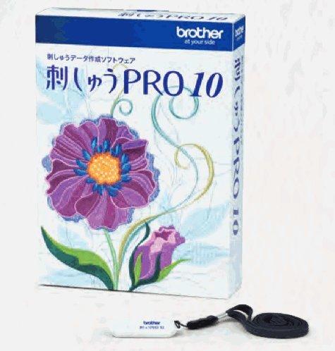 brother ブラザー PC刺しゅうデータ作成機 【刺しゅうPRO 10】 ESY1001