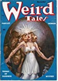 Weird Tales 1953 Vol. 45 # 5 November: Way Station, The Legs That Walked, The Red Balloon, Suspicion (verse), The Man Upstairs, The Black Stone, The Crying Child, Demon Lover (verse), Thing of Darkness, The Disc Recorder