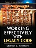 Image of Working Effectively with Legacy Code