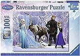 Ravensburger 10516 - Im Reich der Schneekönigin - 100 Teile Puzzle