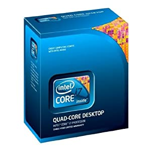 INTEL Core I7-950 3066MHz LGA1366 8M Cache 4.8GT / sec