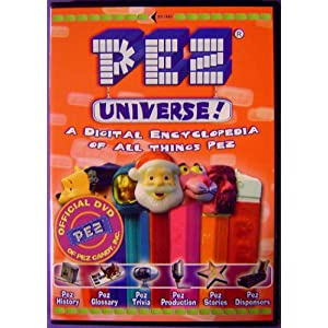 PEZ Universe movie