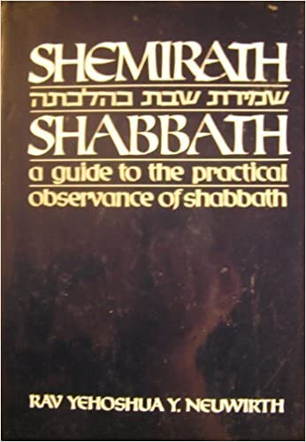 Shemirath Shabbath: A Guide to the Practical Observance of Shab- Bath Volume II: 002