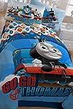 Thomas Train Ride Rails 4pc Twin-Single Bedding Set