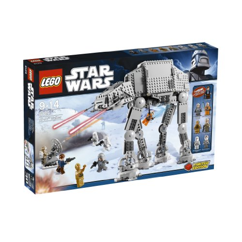 LEGO Star Wars AT-AT Walker #8129 Amazon.com