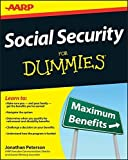 img - for Social Security For Dummies by Peterson, Jonathan (2012) Paperback book / textbook / text book