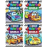 Nascar Kids Jumbo Coloring and Activity