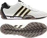 Adidas - Adi Racer Low Mens Shoes In Whitevapour/Brownspic/Mahogany, Size: 9.5 D(M) US Mens, Color: Whitevapour/Brownspic/Mahogany