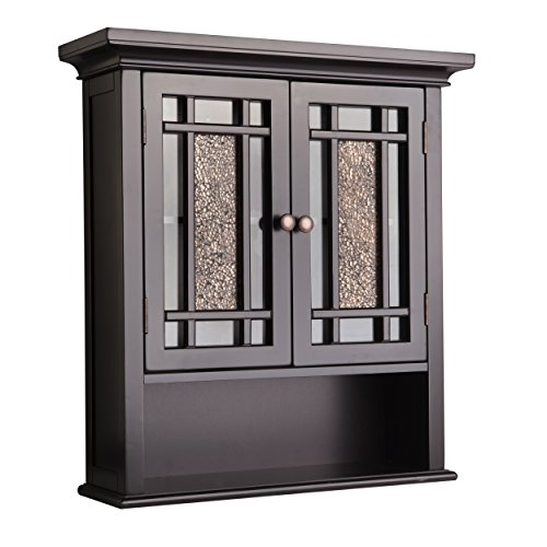 Elegant Home Fashions Whitney Wall Cabinet