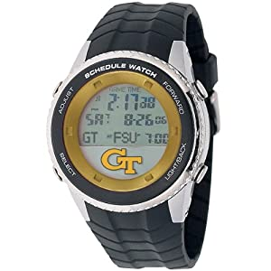 Buy Game Time Mens College Schedule Series Watch - Georgia Tech University by Game Time