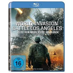 51RCfhlpNoL. SL500 AA300  [Blu ray] World Invasion   Battle Los Angeles inkl. Versand 12,90€