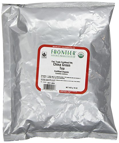 Frontier China Green Tea, 16-Ounces