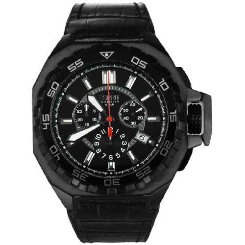 Esprit EL101011F05 - Reloj de pulsera hombre, piel