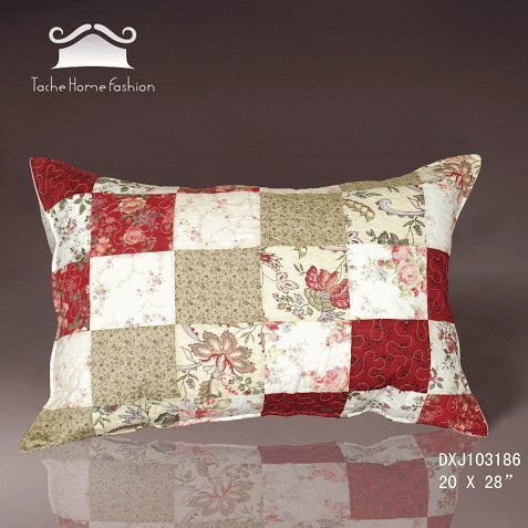 Tache Country Cottage 2 Piece Pillow Cover