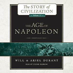 The Age of Napoleon Audiobook