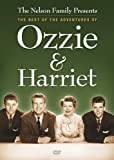 Cover art for  The Best of the Adventures of Ozzie and Harriet