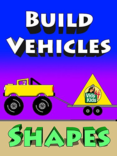 Build Vehicles With Shapes on Amazon Prime Video UK