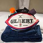 England Rugby Ball Wash Bag
