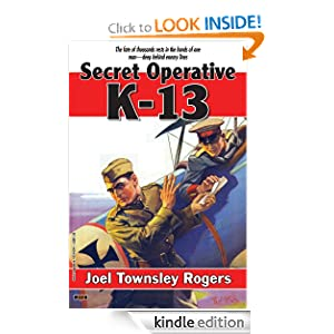 Secret Operative K-13