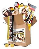 Folat 00243?Paquete de artículos decorativos de la selección alemana de Fútbol