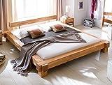 Expendio-44850981-Massivholzbett-Holz-natur-228-x-218-x-58-cm