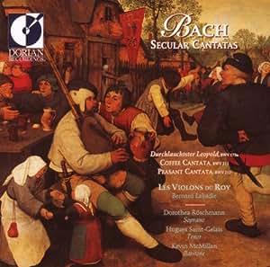 Bach Secular Cantatas