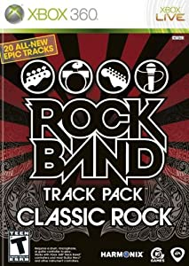 Rock Band Track Pack: Classic Rock - Xbox 360