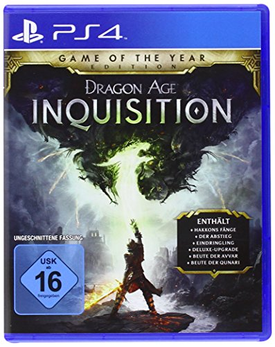Electronic Arts Dragon Age: Inquisition GotYE PS4