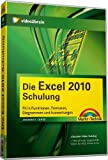: Die Excel 2010-Schulung - Video-Training (PC+MAC+Linux)