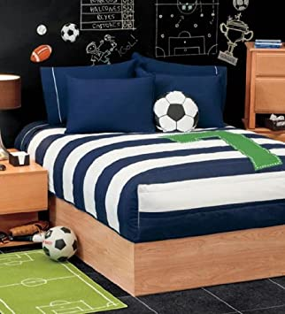 SEVEN Box Comforter Set and Sheet Set