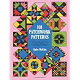 One Hundred and One Patchwork Patterns (Dover Quilting)by Ruby Short McKim