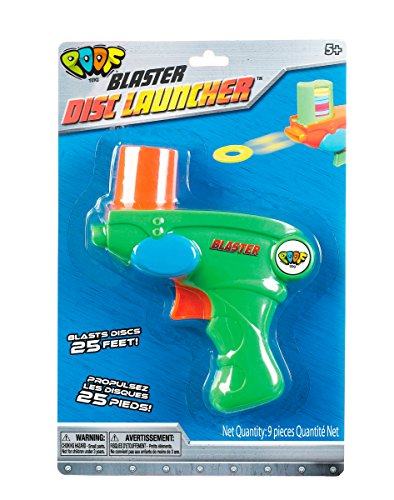 POOF Blaster Disc Launcher