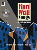 Kurt Weill Songs: Violin and Piano with CD of Performance and Play-Along Tracks Book/CD
