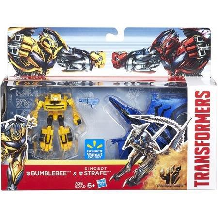 Transformers Figuren Set Bumblebee und Dinobot Strafe – A7768 – Transformers Ära des Untergangs online bestellen