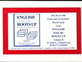 English from the Roots Up Flashcards, Vol. 2