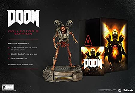 Doom: Collector's Edition - PlayStation 4
