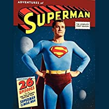 Adventures of Superman, Vol. 1 Radio/TV Program by Adventures of Superman