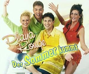 Playa Rouge - Der Sommer Kommt