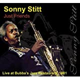 Just Friends: Live at Bubba's Jazz Restaurantby Sonny Stitt