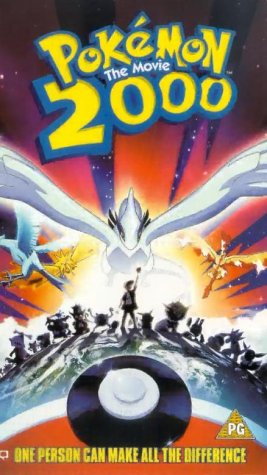Pokémon 2000 - The Movie [VHS]