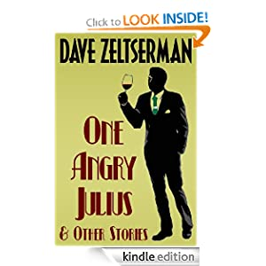 One Angry Julius Katz and Other Stories (Julius Katz Detective)