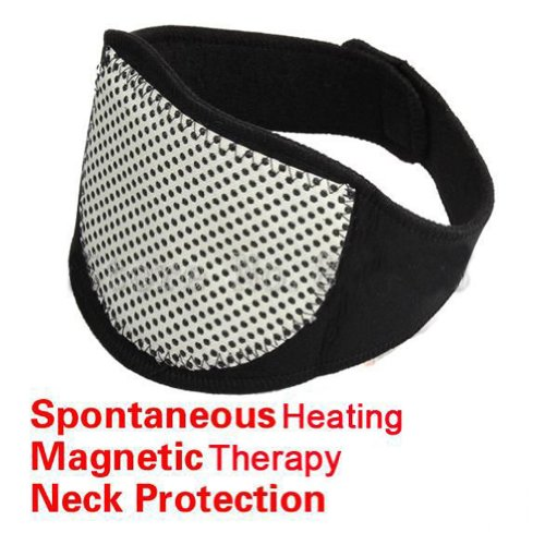Tourmaline Heating Massage Belt with Tormaline and Magnetic Therapy for Keeping Warm & Healthy