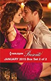 Harlequin Presents January 2015 - Box Set 2 of 2: The Secret His Mistress Carried\To Sin with the Tycoon\Inherited by Her Enemy\The Last Heir of Monterrato